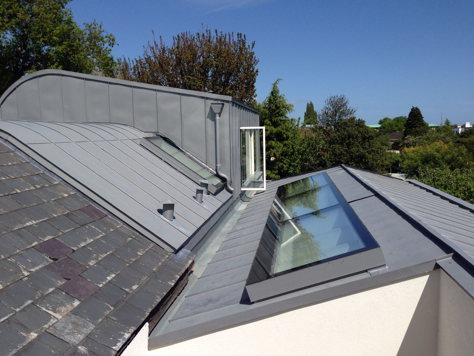 VM Zinc Quartz - Churchtown Road