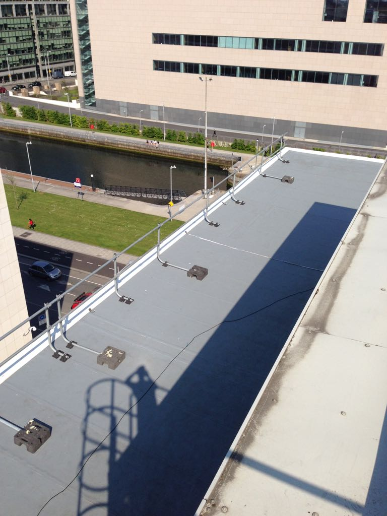 AIG Headquarters re-roofing project